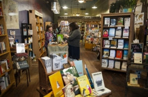 Independent bookstores turn a new page on brick-and-mortar retailing - The Washington Post-1