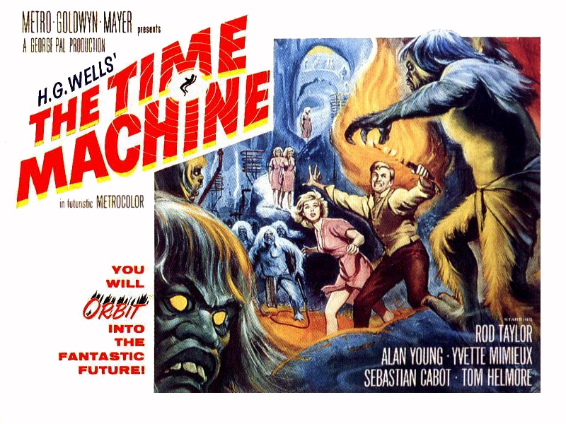 The-Time-Machine-Poster