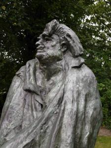 Rodin's status of Balzac