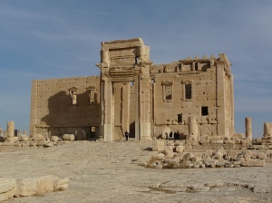 Temple of Baal in Palmyra