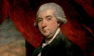 A detail from Joshua Reynolds's ­portrait of James Boswell