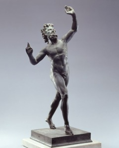 Dancing-Faun